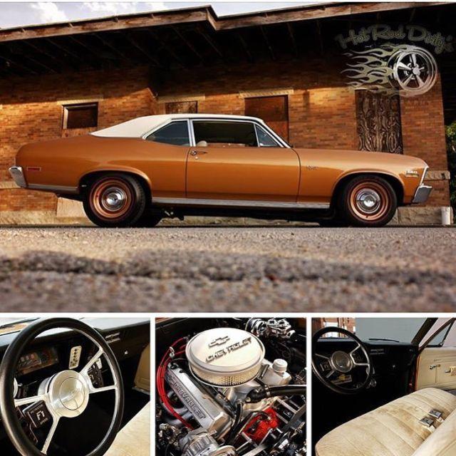 Yenko Nova Chevelle Chevy ll Camaro Hot Rat Street Rod Pro ...