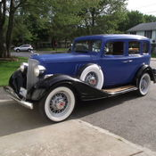 1933 all steel pontiac coupe hot rod rat rod classic for 1933 pontiac 4 door sedan