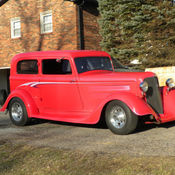 Beautiful and rare 1934 plymouth 2 door sedan classic for 1934 plymouth 2 door sedan