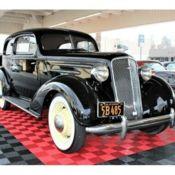 1935 Chevrolet Master Deluxe Street Rod