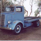 1922 Ab Mack Truck