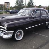 1949 cadillac fleetwood series 75 for 1949 cadillac 4 door