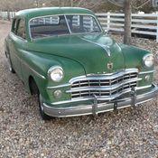 Coronet 500 440 ci engine automatic trans custom for 1949 dodge 2 door sedan