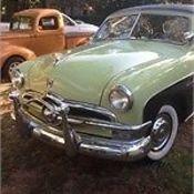 1952 Ford Customline Rat Rod Lead Sled Flathead V8
