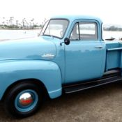 1951 gmc five window longbox for 1951 gmc 5 window pickup