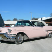 1959 Pink Cadillac Convertible Clone Barn Find