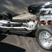 Acura Of Milford >> COMPLETE 1955-57 CHEVY PRO STREET CHASSIS
