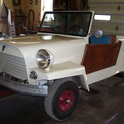 King Midget Micro Car