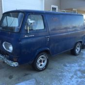 Acura Fort Myers >> 1963 ford econoline pickup truck e100 62 63 64 65 66 67