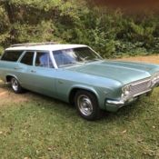 Chevy Caprice Station Wagon