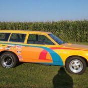 1974 Ford Pinto Wagon 425 Buick Nailhead Fast Street Legal Drag Car