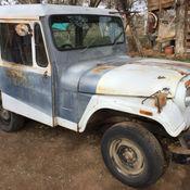 Infiniti Of Baton Rouge >> RARE 1984 CJ8 Alaskan Postal Jeep with World Cab Hard Top!