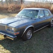1987 plymouth gran fury salon low miles 49 300 for 1987 dodge diplomat salon