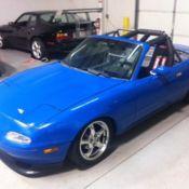 1990 Mazda Sm Spec Miata Track And Race Car