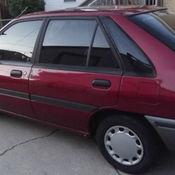 1989 Ford Escort LX Hatchback 19L -