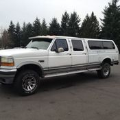 1992 ford f150 xlt regular cab truck v8 very low miles. Black Bedroom Furniture Sets. Home Design Ideas