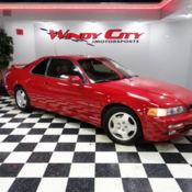 Acura Legend LS Coupe California Car Type II HP Rust - 1993 acura legend for sale