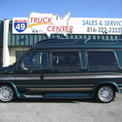 1994 ford van e 150 conversion by universal 2004 Ford E150 Conversion Van 1994 ford e 150 conversion van cobra conversion excellent condition