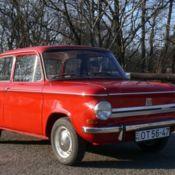 Antic Cars For Sale >> NSU Prinz 4 IV L old German vintage car 1972 red excellent condition renewed