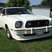 1978 Ford Mustang King Cobra One Of The Two Movie Cars